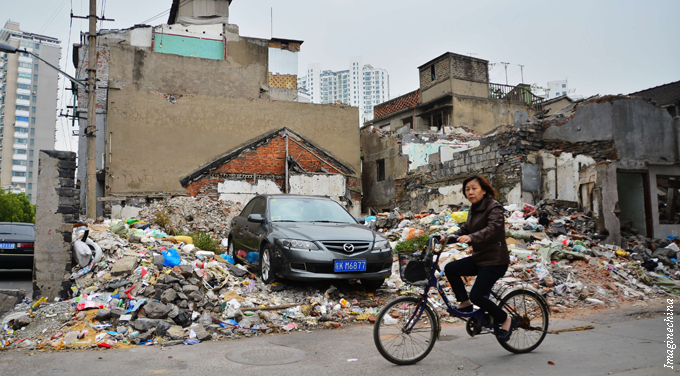 No urban life in sight for many of China's migrant workers
