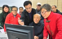 Op-ed: China's elderly pose new challenges for e-commerce and e-learning