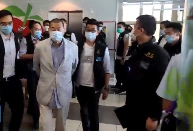 Why Hong Kong media mogul Jimmy Lai gives Beijing nightmares