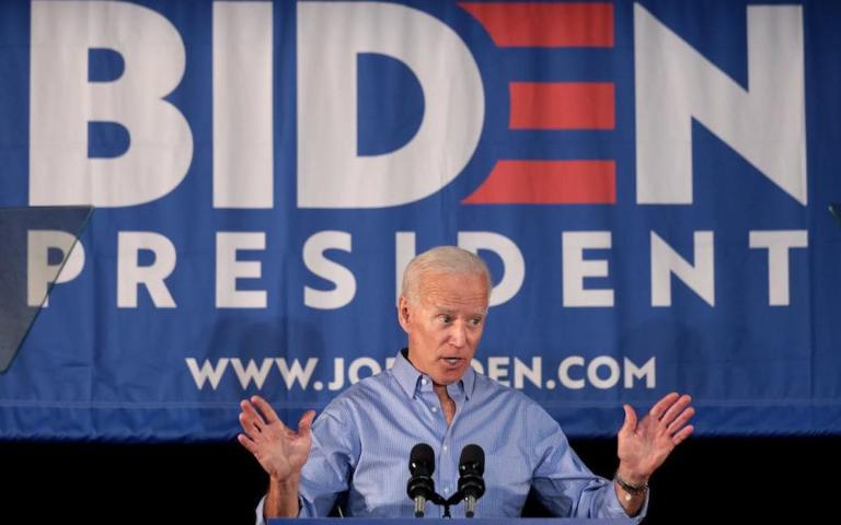 China would be wrong to think Joe Biden is a soft touch