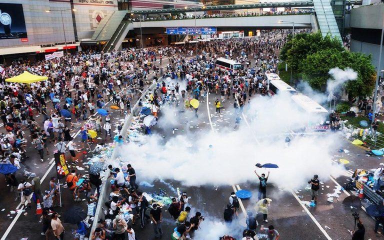 Arrest of HK pro-democracy activists sparks US backlash