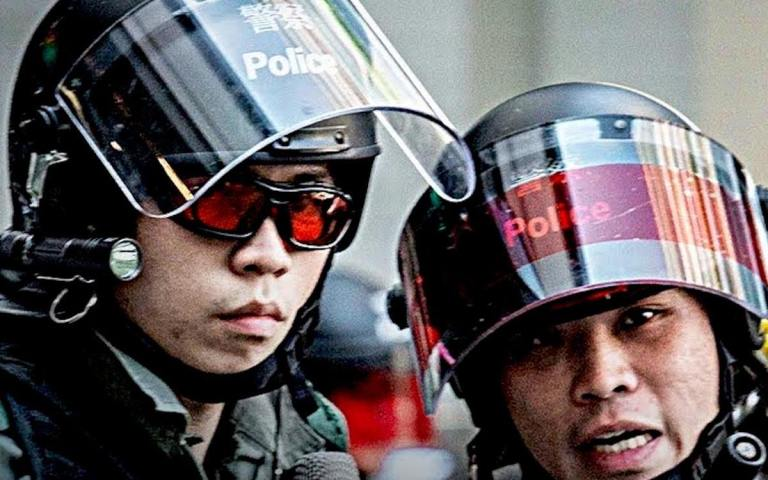 How China used Hong Kong's police to crush democracy in the city