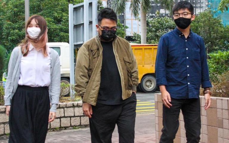 Beijing faces global backlash amid calls to free the 'Hong Kong Three'