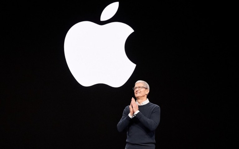 China has become the Apple of Tim Cook's eye as sales soar