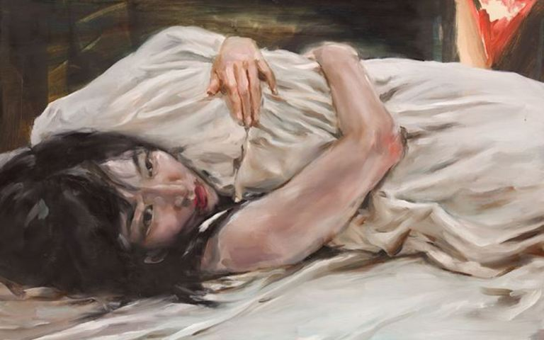 Chen Han explores the canvas of human emotions