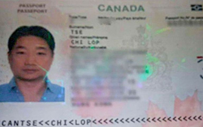Chinese-born Tse arrested for running notorious narcotics cartel
