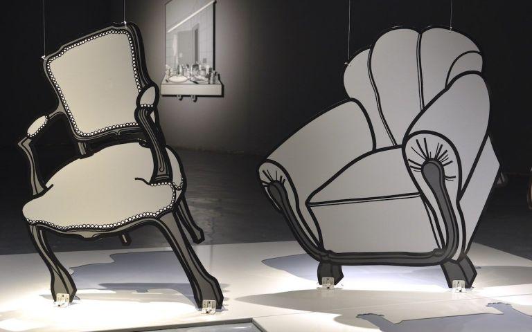 Li Bangyao's objects of desire in pop art form