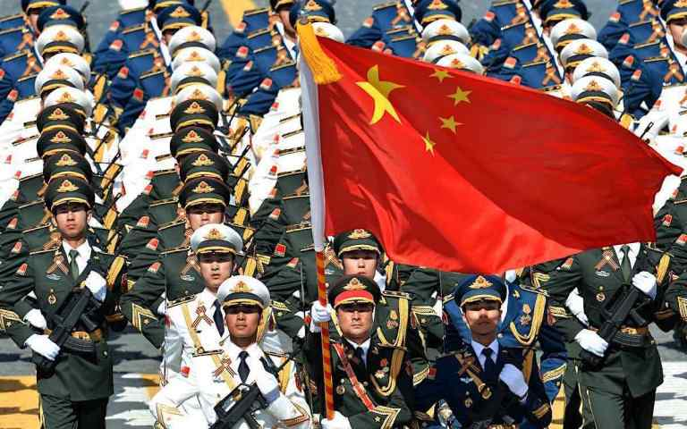 What kind of threat do China and Russia pose?