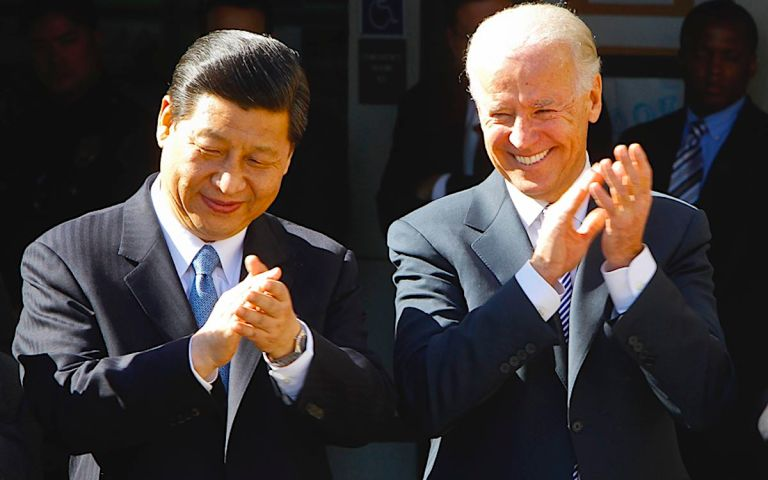 China's 'paranoid delusion' slur has echoes of the Cold War