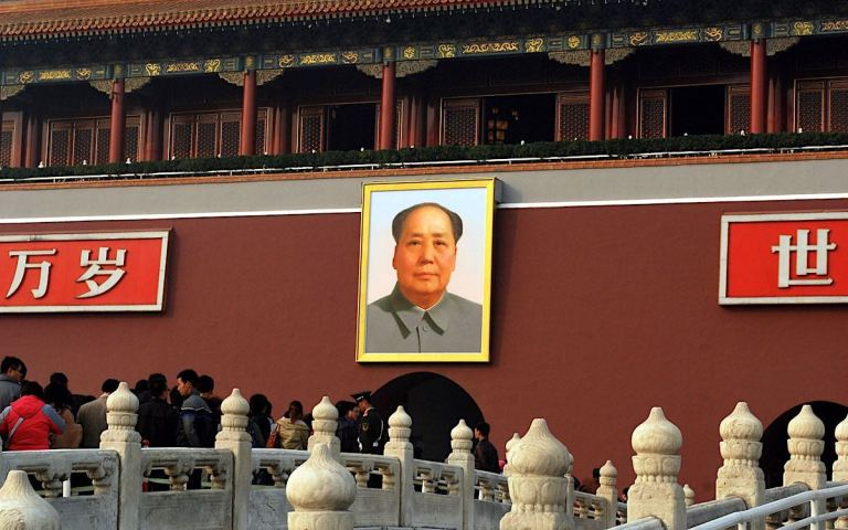 China left isolated by foreign policy war of words