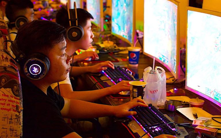 Addiction is not a game of numbers for China's kids