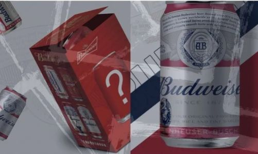 """Budweiser and Yonghui yongyuehui jointly sell beer """"blind box""""!"""