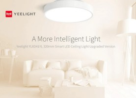 Yeelight YLXD41YL 320mm Smart LED Ceiling Light Upgrade ...