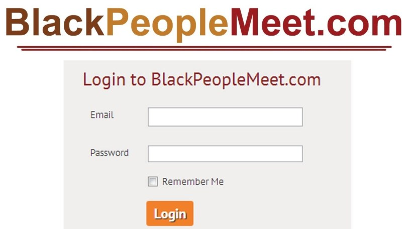How to Login to BlackPeopleMeet Account - China Grabber