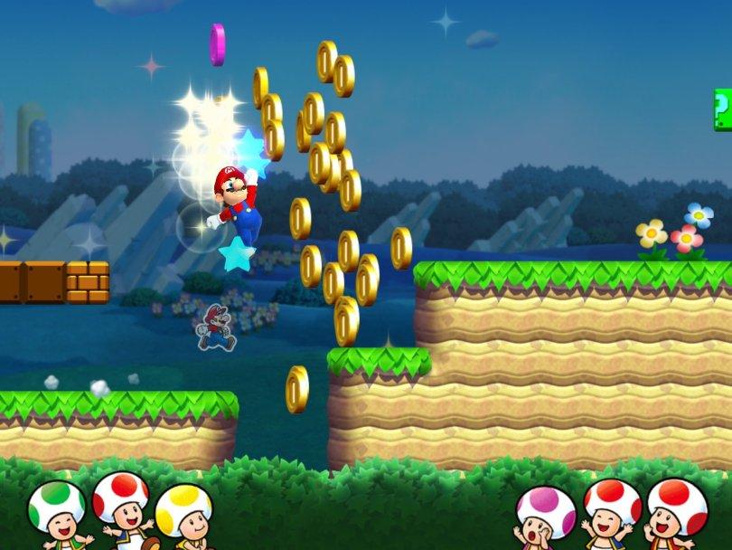 Super Mario Run App