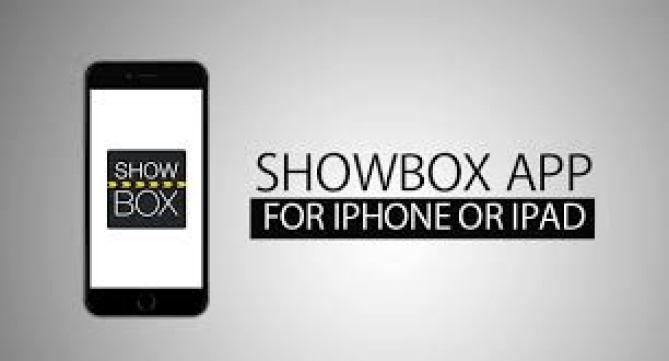 Showbox for iPad iOS