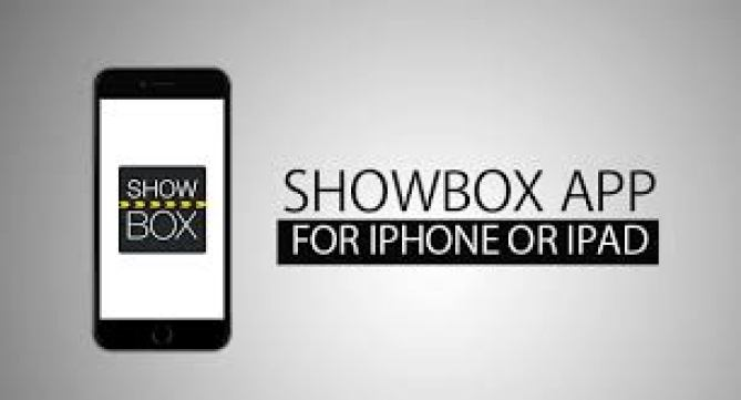 Showbox for iPad iOS