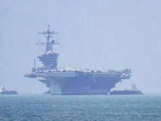 Hàng-không-mẫu-hạm-USS-Carl-Vinson