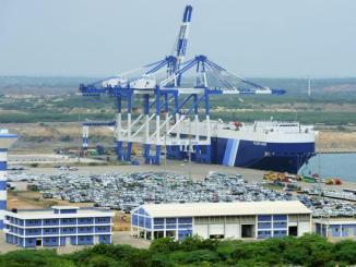 Port Hambantota-de-Sri-Lanka