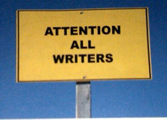 Attention Writers