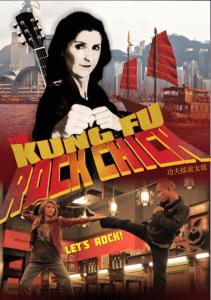 Kung Fu Rock Chick