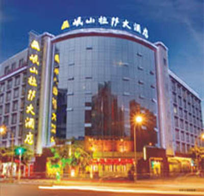 Sichuan Minshan Lasa Grand Hotel, Hotel In Chengdu, China