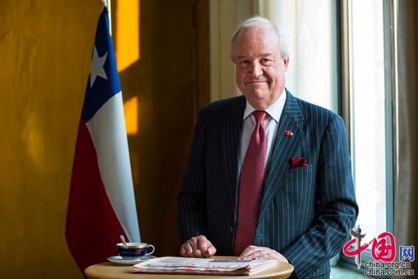 Embajador de Chile: Lo más importante es la transición de la economía china1