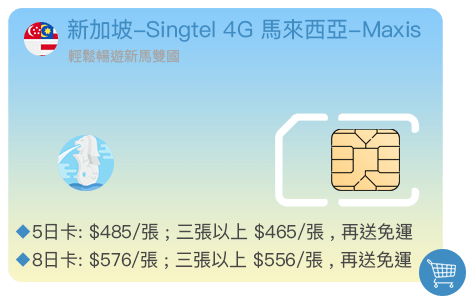 4G SIM Card | 日韓新馬泰菲美加中國上網卡專賣 | 4G sim卡 | 越境達人