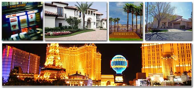 Las Vegas and Las Vegas Houses