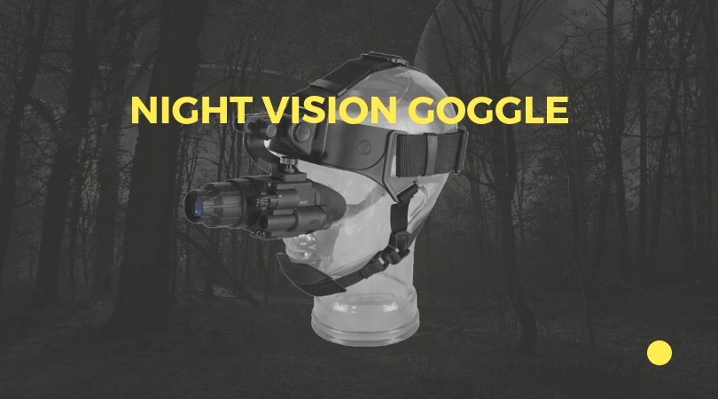 night vision goggles for hunting
