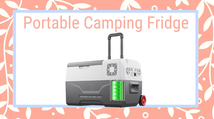 portable camping fridge