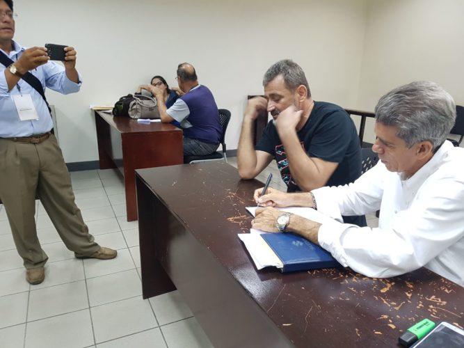 Florin Grigori - rumano - delito -delincuente - Nicaragua