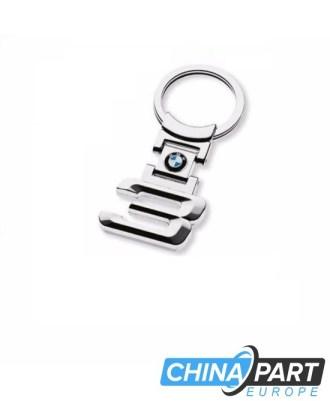 BMW 3 Serijos raktų pakabukas (Sidabrinis)