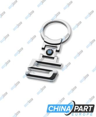 BMW 5 Serijos E39 E60 E61 F10 F11 Metalinis raktų pakabukas