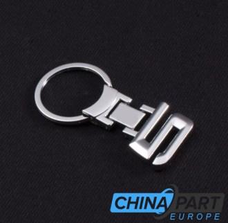 BMW 5 Serijos raktų pakabukas (Sidabrinis)