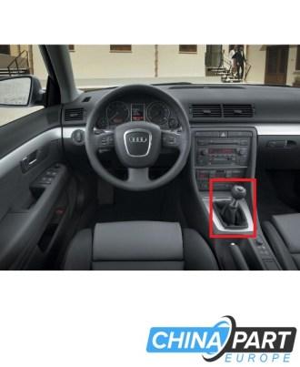 Audi A4 B6 B7 Pavarų perjungimo svirtis (5 bėgių)
