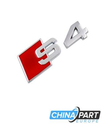 Audi S4 Ženkliukas Emblema (Silver)