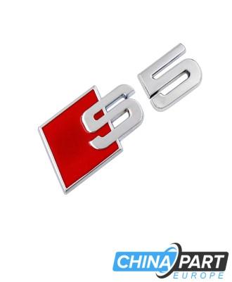 Audi S5 Ženkliukas Emblema (Silver)