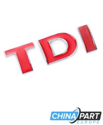 Ženkliukas TDI (Red)