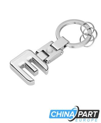 "Mercedes Benz E Klasės raktų pakabukas ""Silver"""