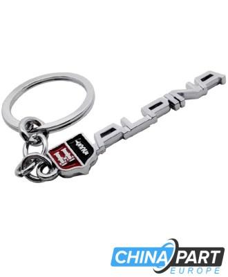 Alpina Metalinis raktų pakabukas (Silver)
