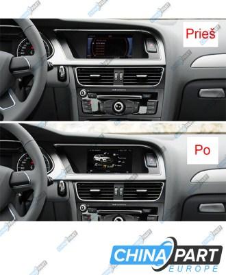 Audi A4 B8 A5 Multimedija su navigacija (Android 4.4)