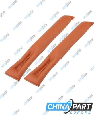 Tarpų tarp sėdynių užpildymo pagalvėlės (Brown)