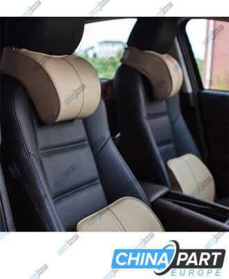 Automobilinė kaklo pagalvėlė (Beige)