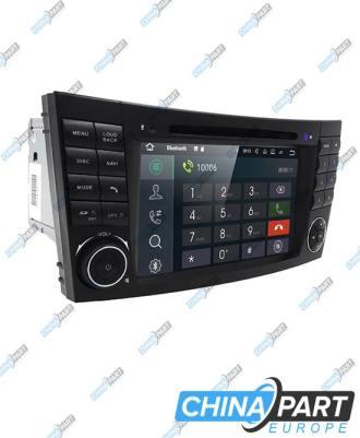 "Mercedes Benz E W211 CLS W219 Multimedija Su Navigacija 9""coliai (Android 8.0)(Octa Core,4GB Ram)"