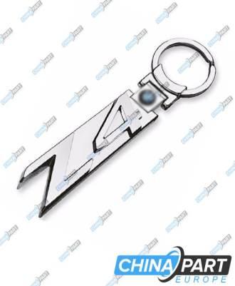 BMW Z4 Metalinis raktų pakabukas