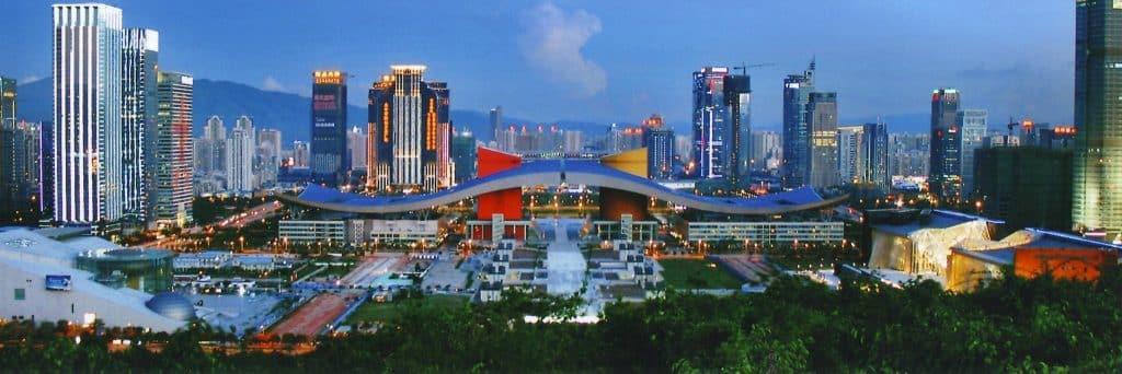 Harmony. prosperity and development as official policy- Godfree Robert's visit to Shenzhen. China Rising Radio Sinoland 20170921 – CHINA RISING