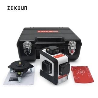 Лазерный уровень ZOKOUN 12 Lines 3D