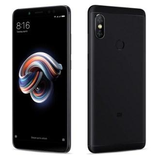 Xiaomi Redmi Note 5 4/64 Gb Global version Black