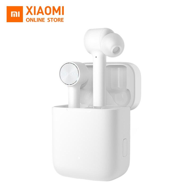 Xiaomi Air Bluetooth наушники истинные беспроводные стерео наушники контроль крана Bluetooth гарнитура
